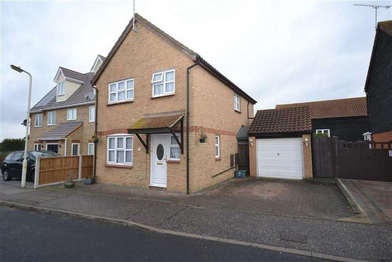 4 Bedrooms Detached House for sale in Culver Rise, South Woodham Ferrers, Essex