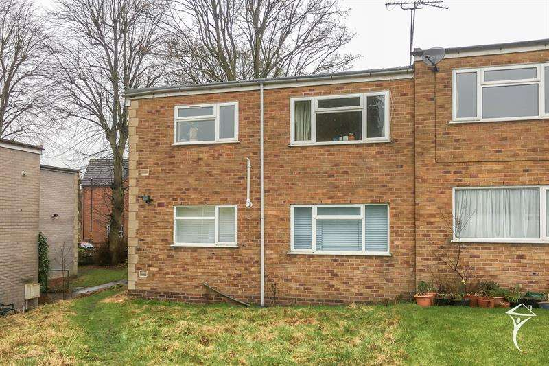 2 Bedrooms Flat for sale in Clarence Road, Moseley, Birmingham