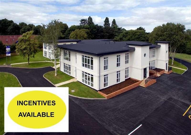 2 Bedrooms Apartment Flat for sale in 21 Danescourt Manor, Danescourt Road, Tettenhall, Wolverhampton, West Midlands, WV6