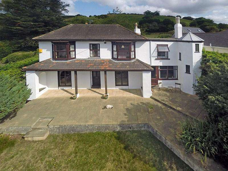 5 Bedrooms Detached House for sale in Radway Street, Bishopsteignton, Teignmouth