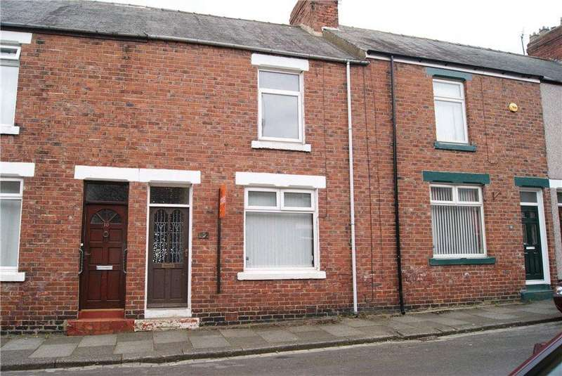 3 Bedrooms Terraced House for sale in Thomas Street, Shildon, Durham, DL4