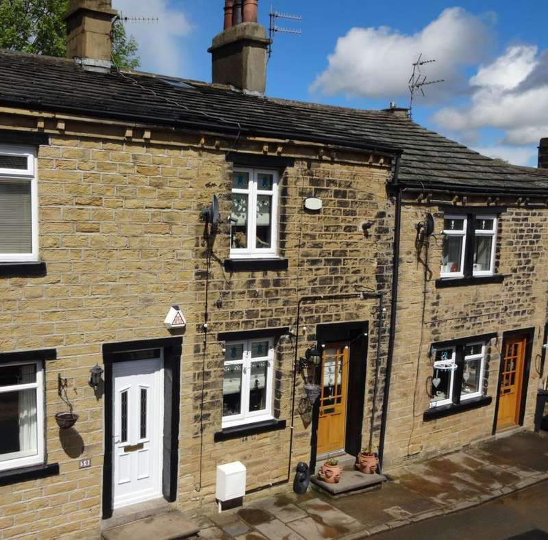2 Bedrooms Terraced House for sale in Thornhill Street, Calverley,
