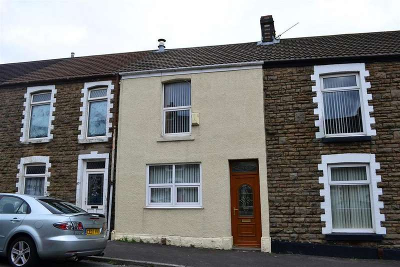 3 Bedrooms Terraced House for sale in Phillip Street, Manselton, Swansea