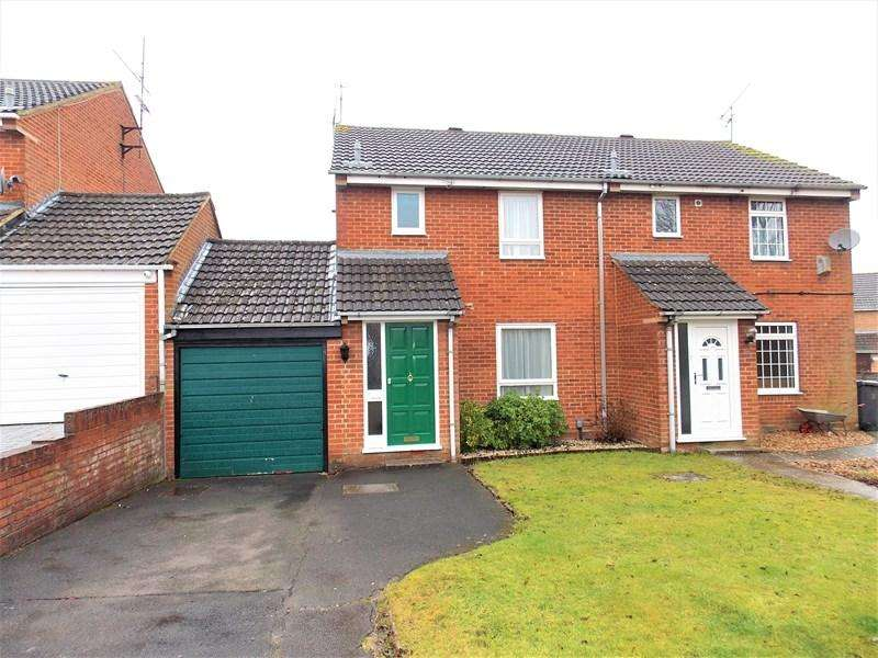 3 Bedrooms Semi Detached House for sale in Minton Close, Tilehurst, Reading