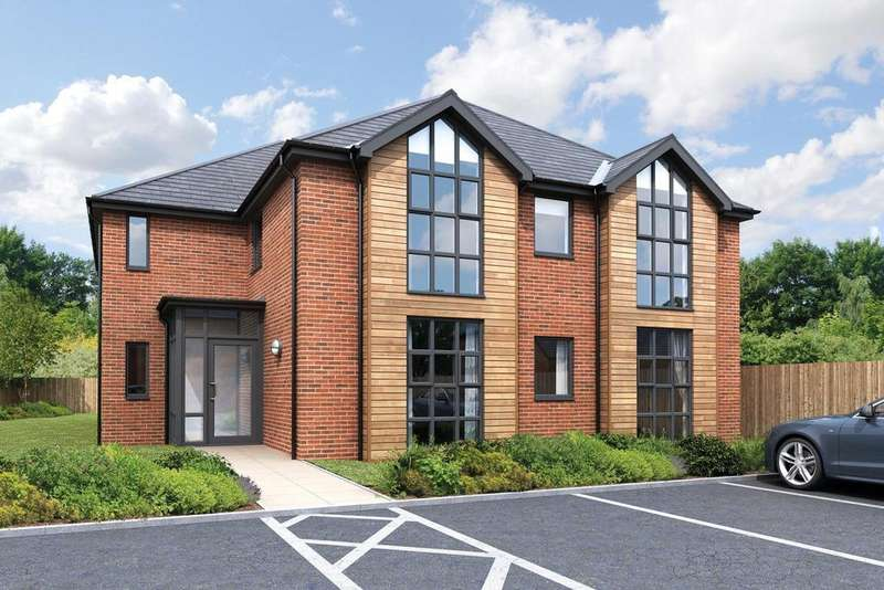 2 Bedrooms Apartment Flat for sale in Plot 13, Five Oaks, Mobberley Road, Knutsford