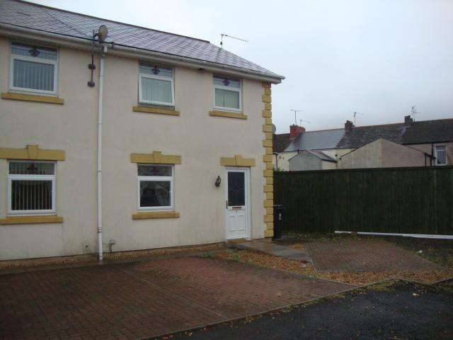3 Bedrooms Semi Detached House for sale in Maindee, Newport np19