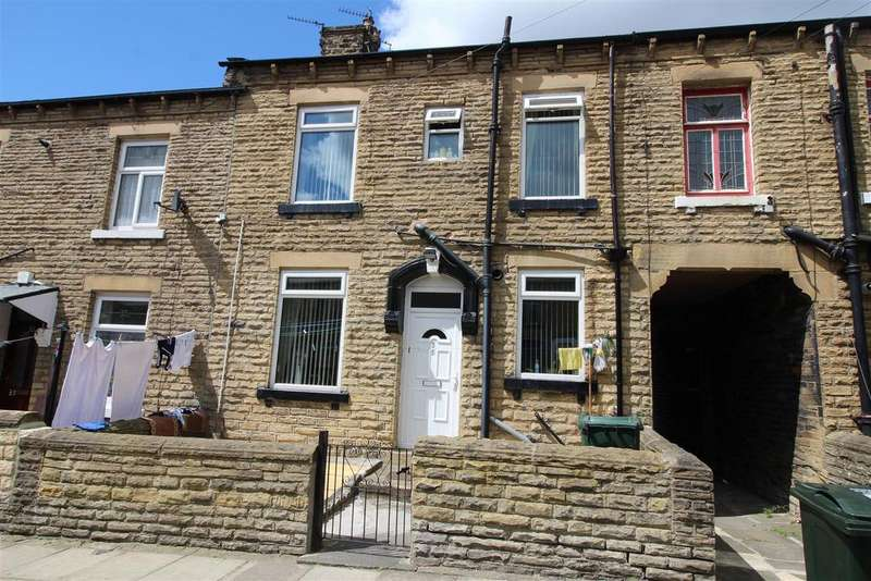 3 Bedrooms Terraced House for sale in Acton Street, Bradford, BD3 8EQ