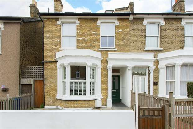 5 Bedrooms Semi Detached House for sale in Crystal Palace Road, East Dulwich