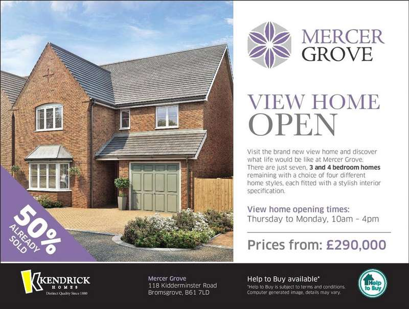 3 Bedrooms Semi Detached House for sale in Bromsgrove