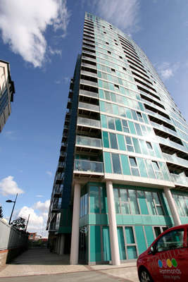1 Bedroom Flat for sale in High Street, Stratford, LONDON, E15