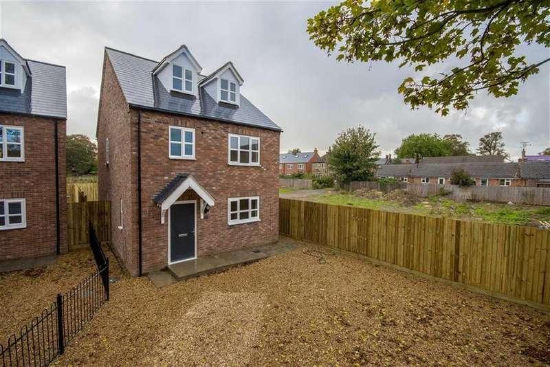 4 Bedrooms Detached House for sale in Osier Road, Spalding