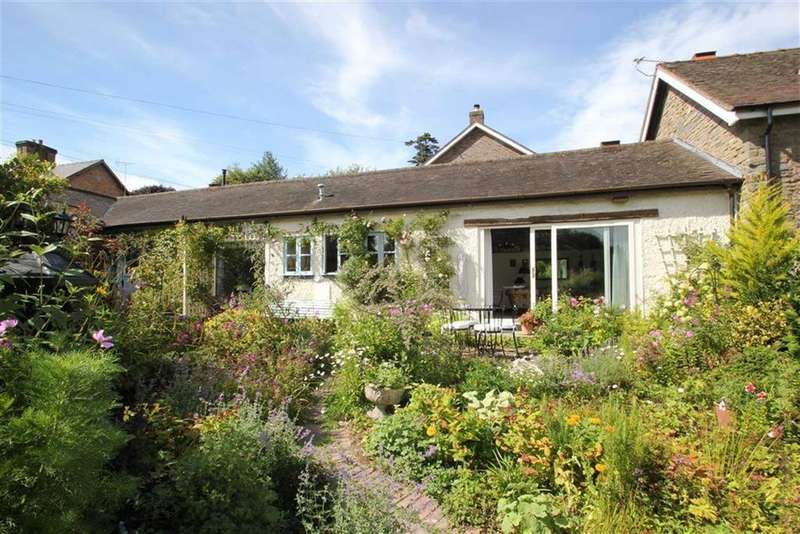 2 Bedrooms Barn Conversion Character Property for sale in Bedstone, Shropshire