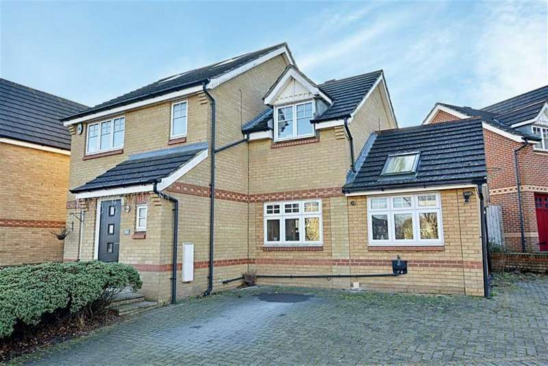 4 Bedrooms Detached House for sale in Great Innings South, Watton At Stone, Nr Hertford, Herts, SG14