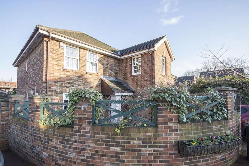 4 Bedrooms Detached House for sale in Victoria Mews, Jesmond, Newcastle upon Tyne NE2