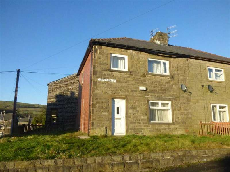 3 Bedrooms Semi Detached House for sale in Cooper Street, Bacup, Lancashire, OL13