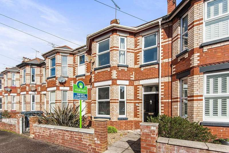 3 Bedrooms Property for sale in Waverley Road, Exmouth, EX8
