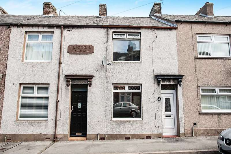 2 Bedrooms Property for sale in Florence Terrace, Maryport, CA15