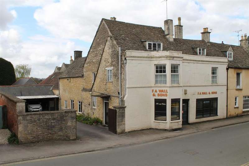3 Bedrooms Semi Detached House for sale in Minchinhampton
