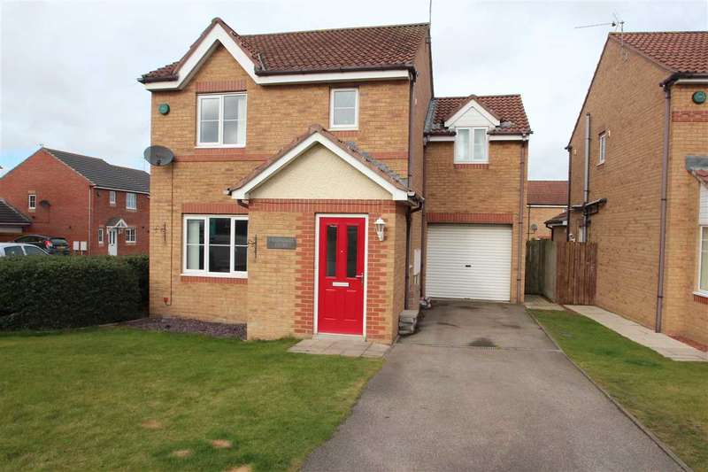 3 Bedrooms Detached House for sale in Glencrest Court, Pelton Fell, Chester-le-Street