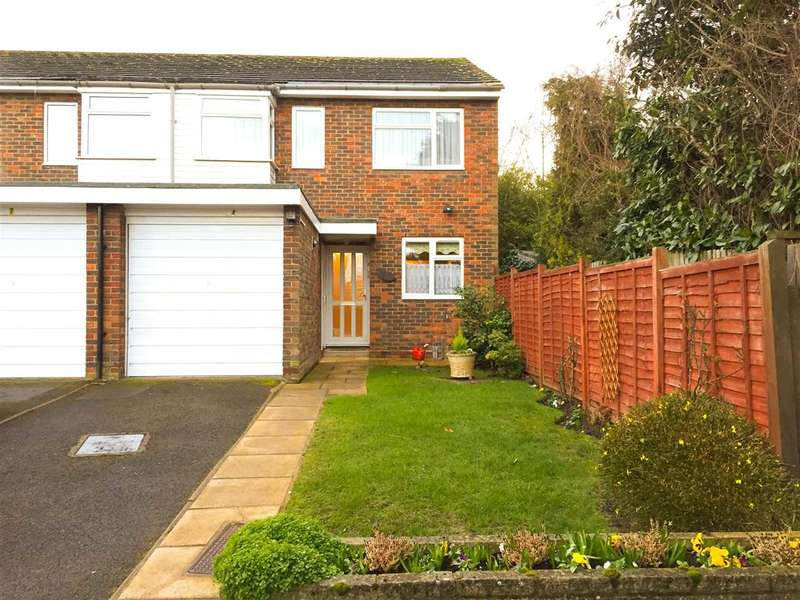 3 Bedrooms End Of Terrace House for sale in Fortnums Acre, Stanmore