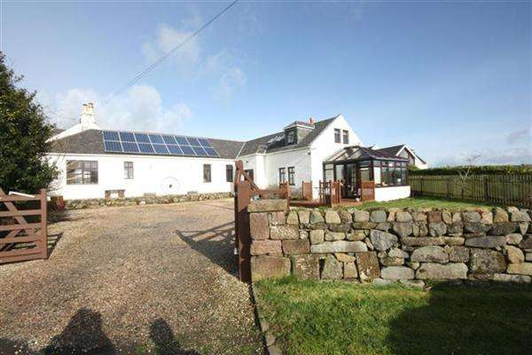 4 Bedrooms Semi Detached House for sale in The Granary, Kirkmichael
