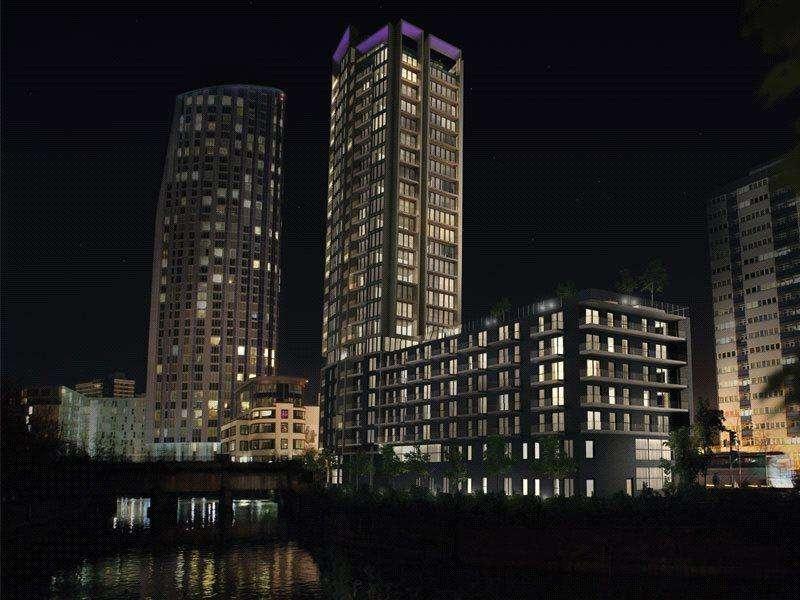 2 Bedrooms Apartment Flat for sale in Stratford Riverside, Stratford, E15