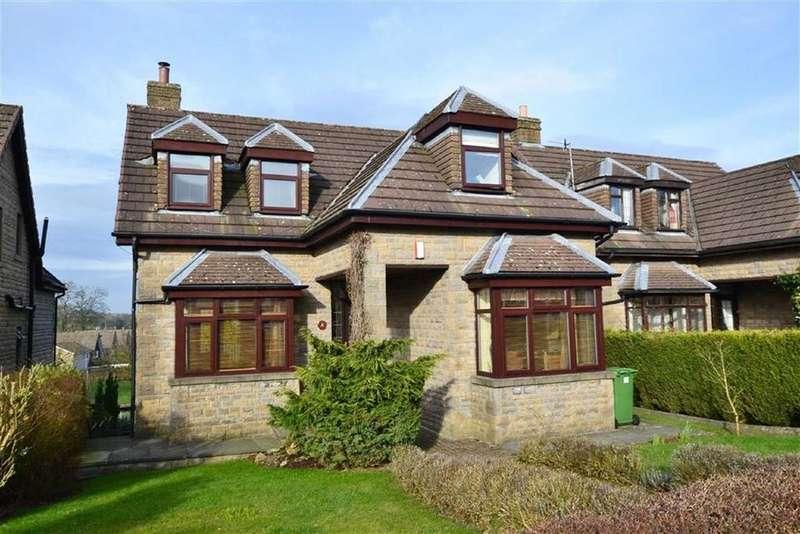 4 Bedrooms Detached House for sale in Alma Avenue, Foulridge, Lancashire