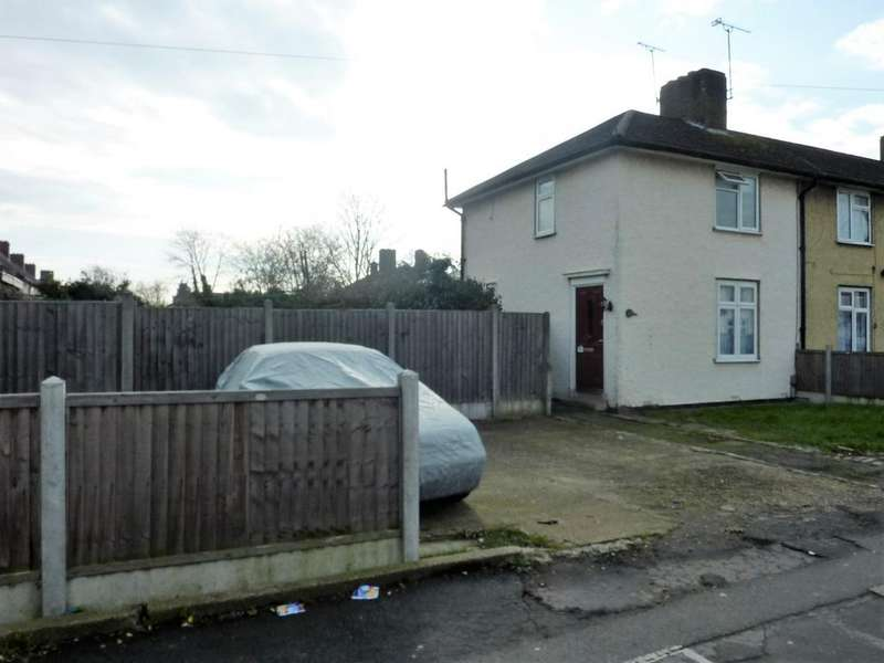 2 Bedrooms End Of Terrace House for sale in Rowney Road, Dagenham RM9