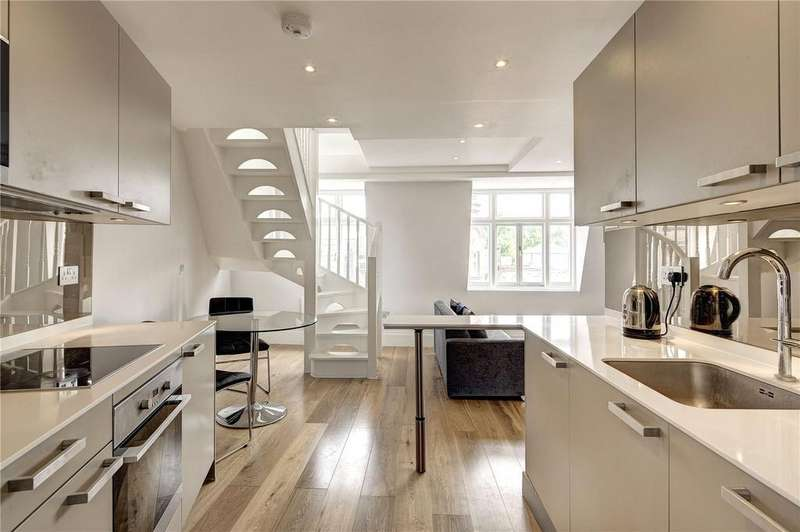 1 Bedroom Apartment Flat for sale in Rupert Street, Soho, W1D