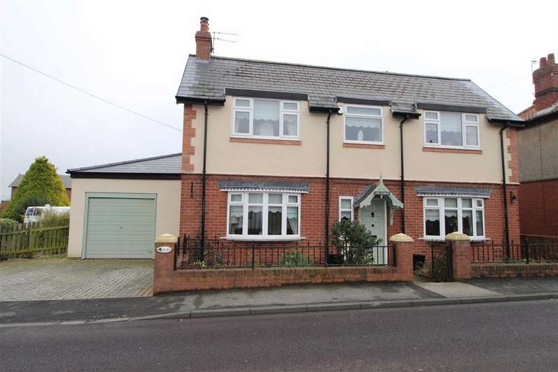 3 Bedrooms Detached House for sale in Streetgate, Sunniside, Newcastle Upon Tyne