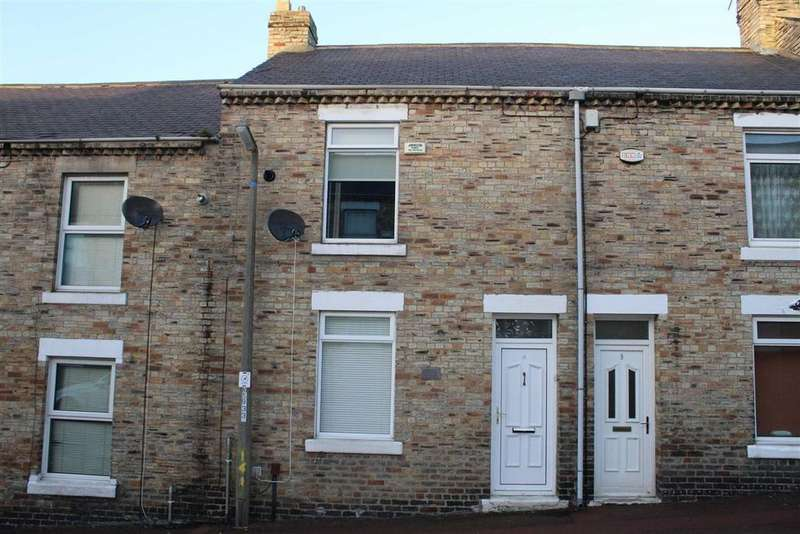 2 Bedrooms Terraced House for sale in James Street, Whickham, Newcastle Upon Tyne