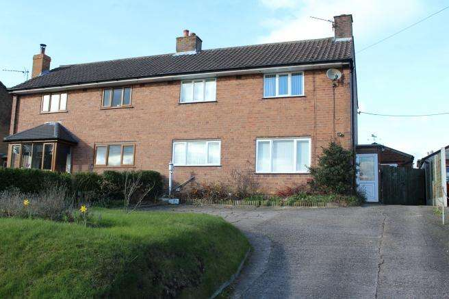 3 Bedrooms Semi Detached House for sale in 6 Spring Leasowe, Norbury, Stafford, ST20 0PA