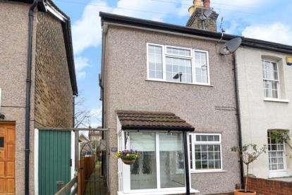 2 Bedrooms End Of Terrace House for sale in Eden Road, Beckenham