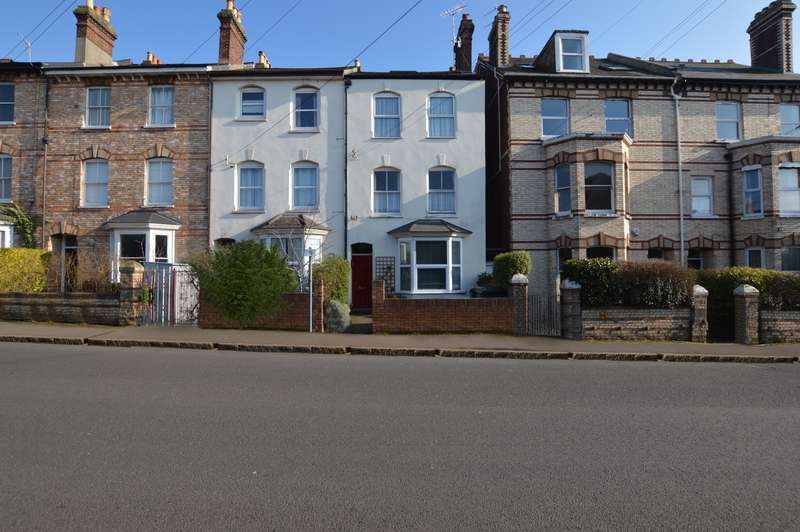 2 Bedrooms Ground Flat for sale in St Leonards, Exeter