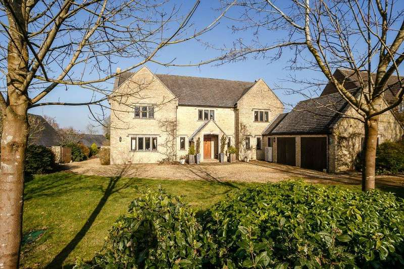 4 Bedrooms Detached House for sale in Wappenham, Towcester, Northamptonshire