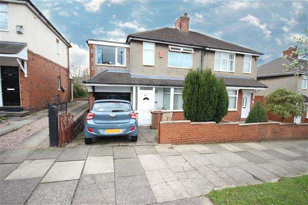 3 Bedrooms Semi Detached House for sale in Mornington Road, Sneyd Green, Stoke-on-Trent