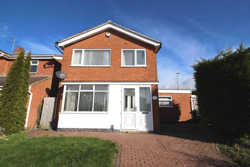 3 Bedrooms Detached House for sale in Tamar Road, Oadby
