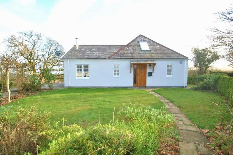 3 Bedrooms Bungalow for sale in Tremodrett, Roche