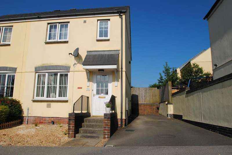 3 Bedrooms Semi Detached House for sale in College Green, Bodmin