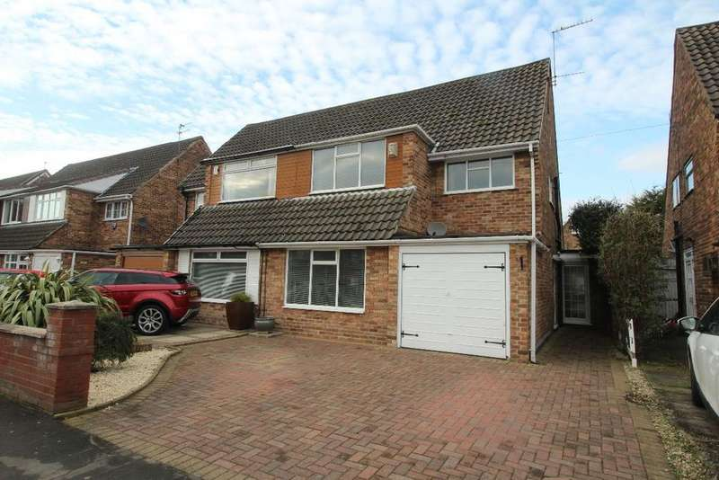 3 Bedrooms Semi Detached House for sale in Deyes Lane