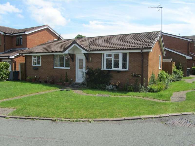 2 Bedrooms Detached Bungalow for sale in Alsager, Stoke-on-Trent, Cheshire