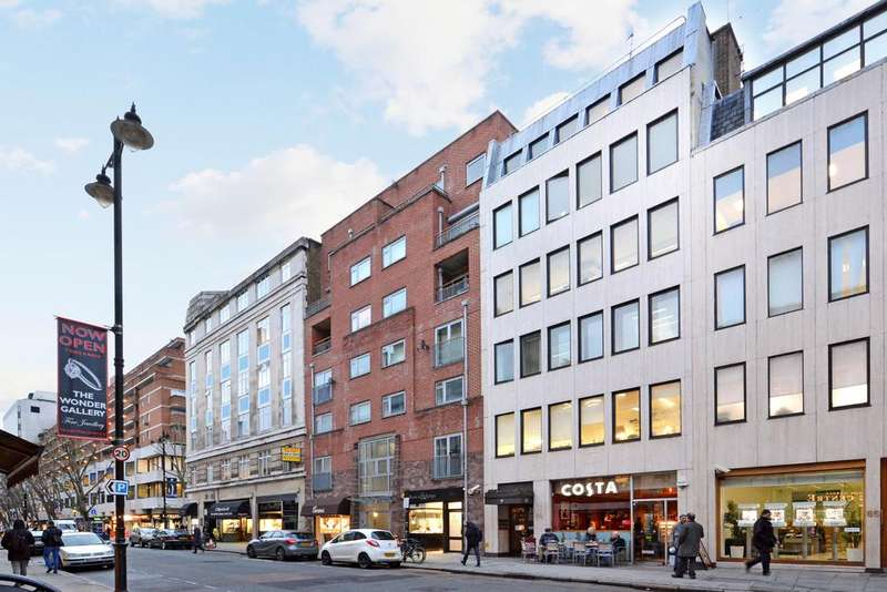 3 Bedrooms Flat for sale in Hatton Garden, Clerkenwell, London