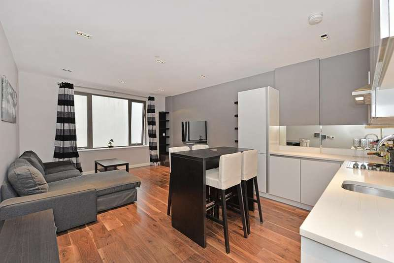 1 Bedroom Flat for sale in Aston House, Furnival Street, Chancery Lane, London