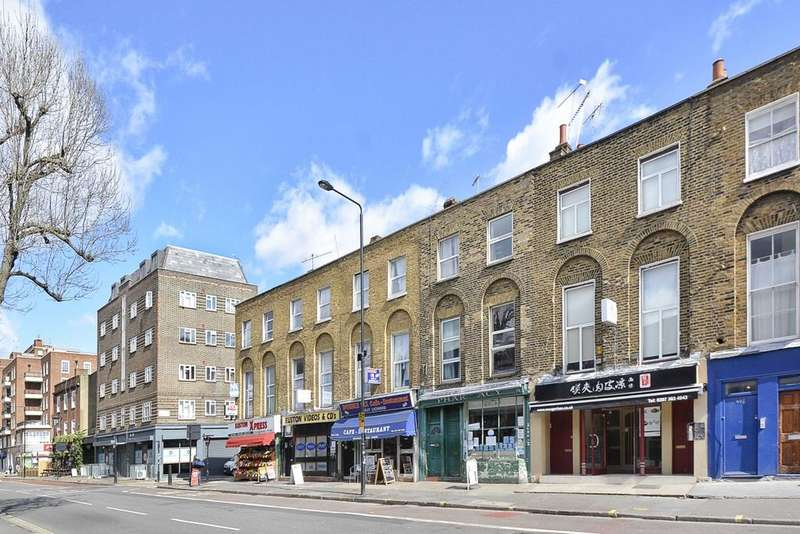 1 Bedroom Flat for sale in Eversholt Street, Euston, London