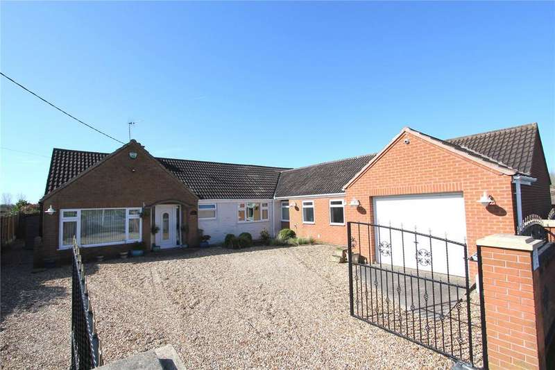 5 Bedrooms Detached Bungalow for sale in Walesby, Newark, Nottinghamshire