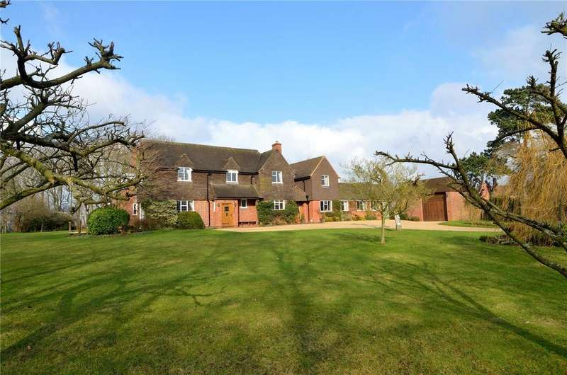 5 Bedrooms Detached House for sale in Rushock, Droitwich
