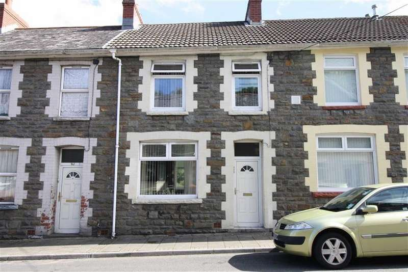 3 Bedrooms Terraced House for sale in Brynmair Road, Cwmaman, Aberdare