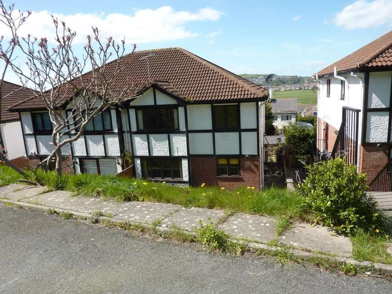 2 Bedrooms Terraced House for sale in Alwen Drive, Rhos On Sea, Conwy, LL28 4YB