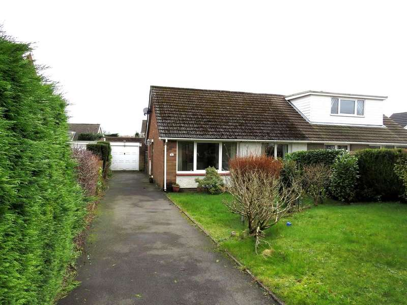 3 Bedrooms Semi Detached House for sale in Maes Y Gwernen Drive, Cwmrhydyceirw, Swansea
