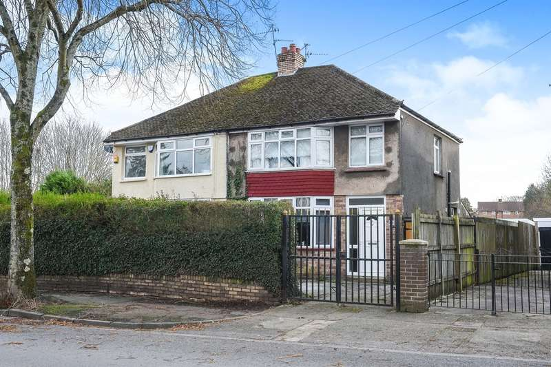 3 Bedrooms Semi Detached House for sale in Bwlch Road, CARDIFF